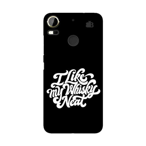 Whiskey Neat HTC 10 Pro Phone Cover