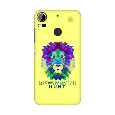 Willing to Hunt HTC 10 Pro Phone Cover