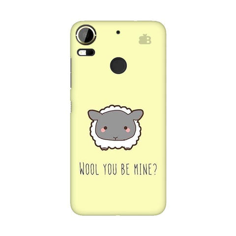 Wool HTC 10 Pro Phone Cover