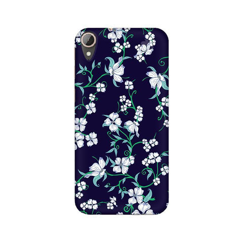Dogwood Floral Pattern HTC 830 Phone Cover