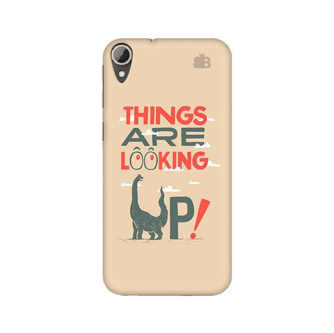 Things are looking Up HTC 830 Phone Cover