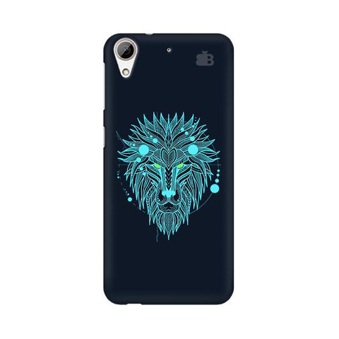 Abstract Art Lion HTC Desire 626 Phone Cover