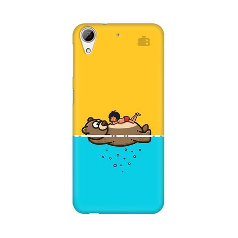 Baloo and Mowgli HTC Desire 626 Phone Cover