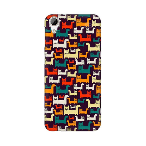 Chill Cats HTC Desire 626 Phone Cover