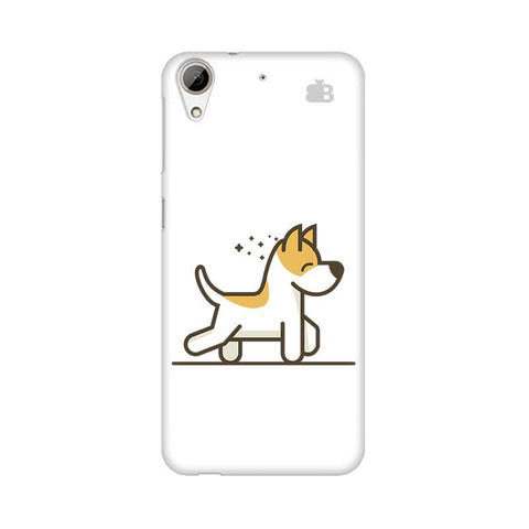Happy Puppy HTC Desire 626 Phone Cover