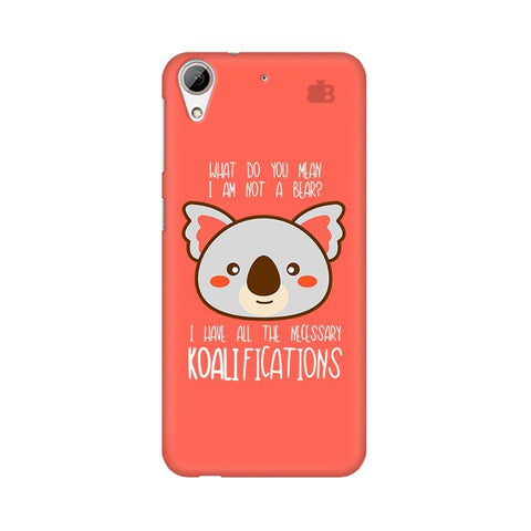 Koalifications HTC Desire 626 Phone Cover