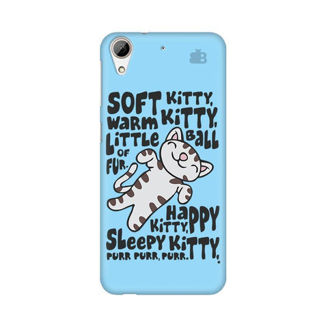 Soft Kitty HTC Desire 626 Phone Cover