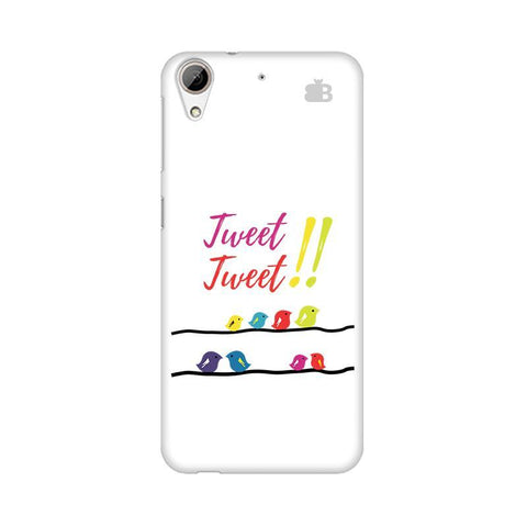 Tweet Tweet HTC Desire 626 Phone Cover
