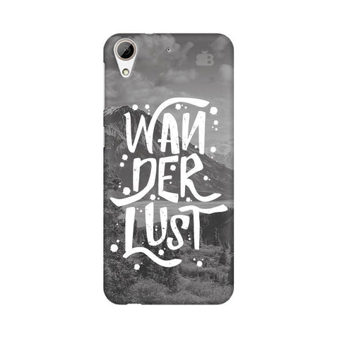 Wanderlust HTC Desire 626 Phone Cover