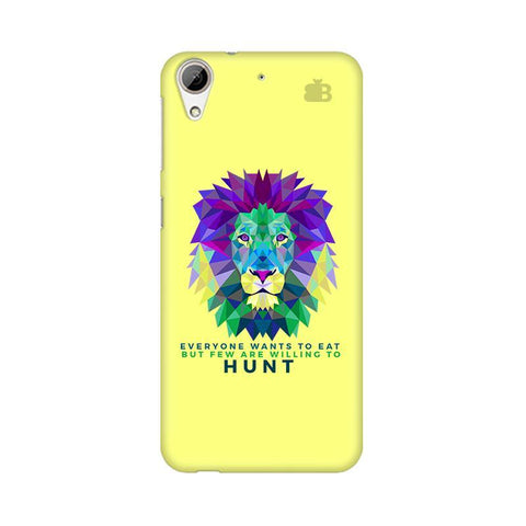 Willing to Hunt HTC Desire 626 Phone Cover