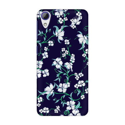 Dogwood Floral Pattern HTC Desire 628 Phone Cover