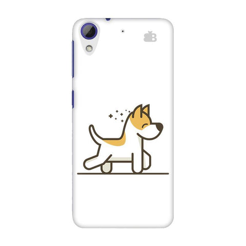Happy Puppy HTC Desire 628 Phone Cover