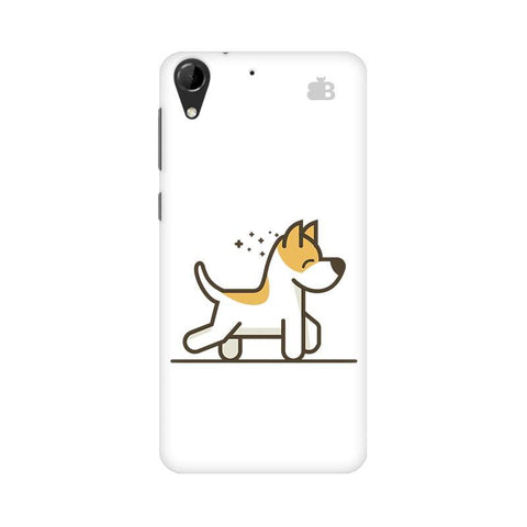 Happy Puppy HTC Desire 728 Phone Cover