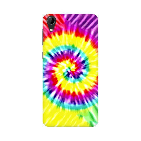 Tie & Die Art HTC Desire 728 Phone Cover