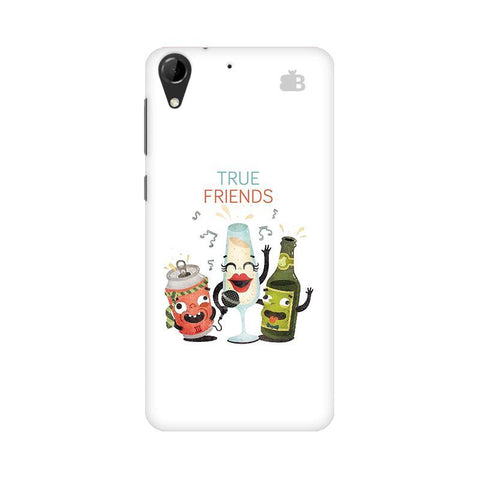 True Friends HTC Desire 728 Phone Cover