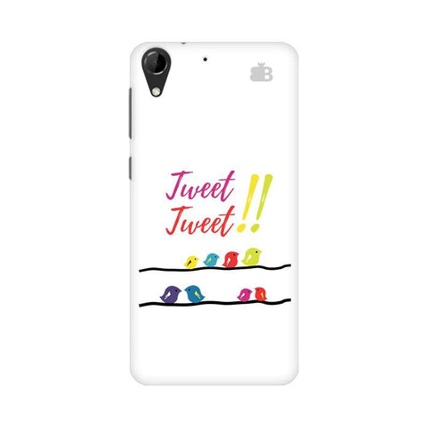 Tweet Tweet HTC Desire 728 Phone Cover