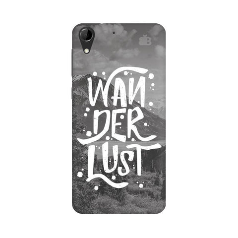Wanderlust HTC Desire 728 Phone Cover