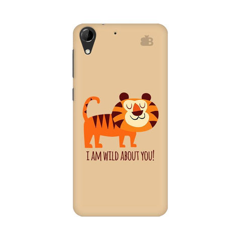 Wild About You HTC Desire 728 Phone Cover