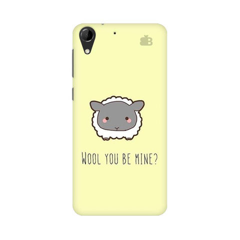 Wool HTC Desire 728 Phone Cover