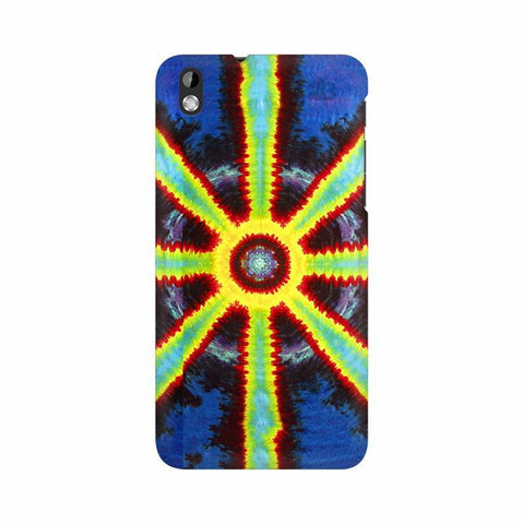 Tie & Die Pattern HTC Desire 816 Phone Cover