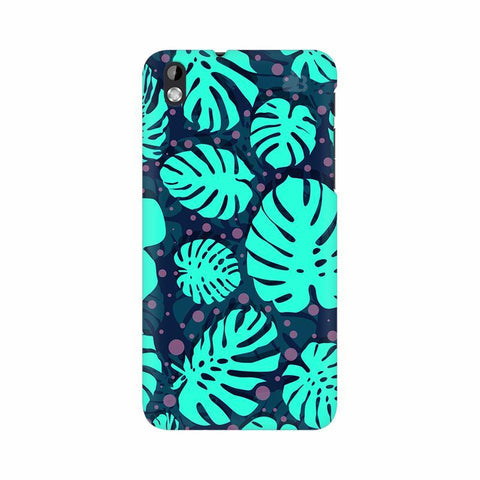Tropical Leaves Pattern HTC Desire 816 Phone Cover