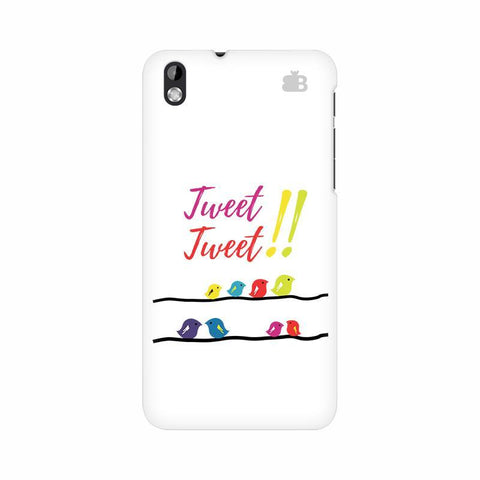 Tweet Tweet HTC Desire 816 Phone Cover