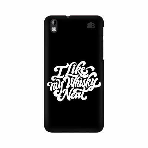 Whiskey Neat HTC Desire 816 Phone Cover