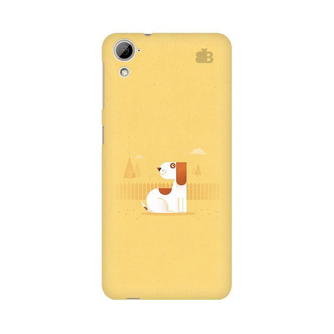 Calm Dog HTC Desire 826 Phone Cover