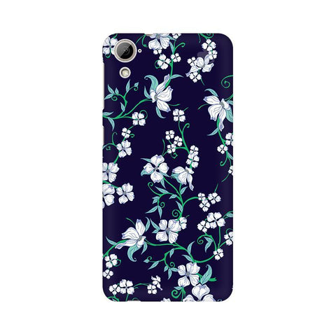 Dogwood Floral Pattern HTC Desire 826 Phone Cover