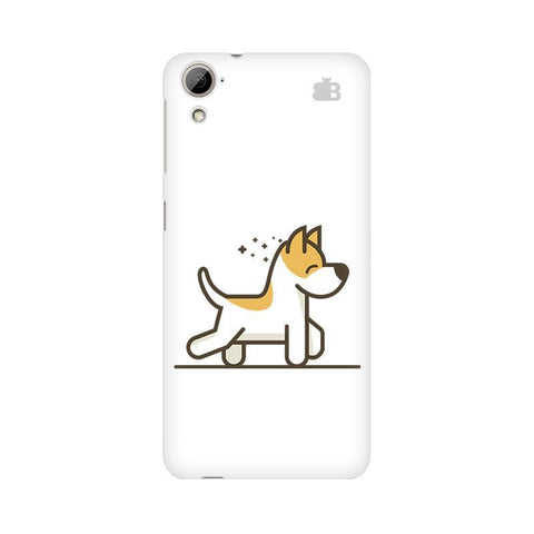 Happy Puppy HTC Desire 826 Phone Cover