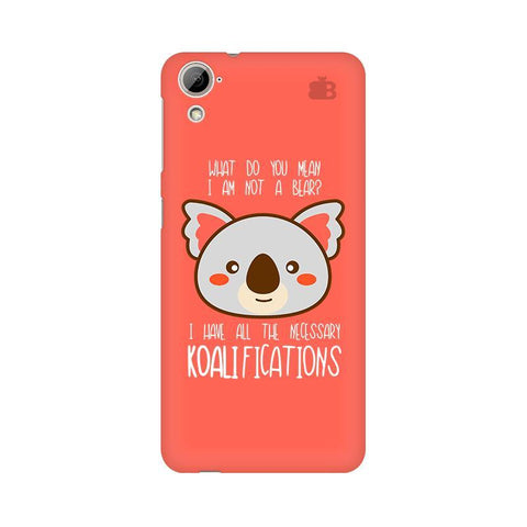 Koalifications HTC Desire 826 Phone Cover