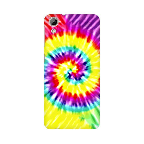 Tie & Die Art HTC Desire 826 Phone Cover