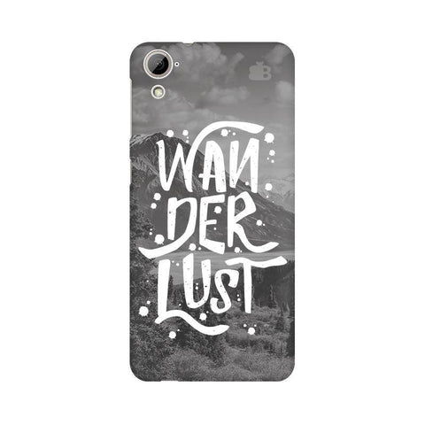 Wanderlust HTC Desire 826 Phone Cover