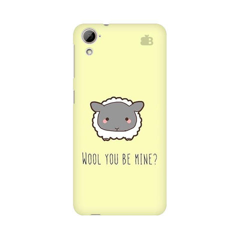 Wool HTC Desire 826 Phone Cover