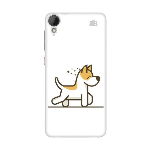 Happy Puppy HTC Desire 828 Phone Cover