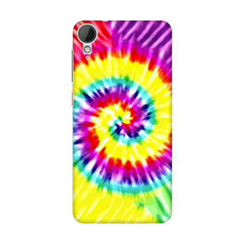 Tie & Die Art HTC Desire 828 Phone Cover
