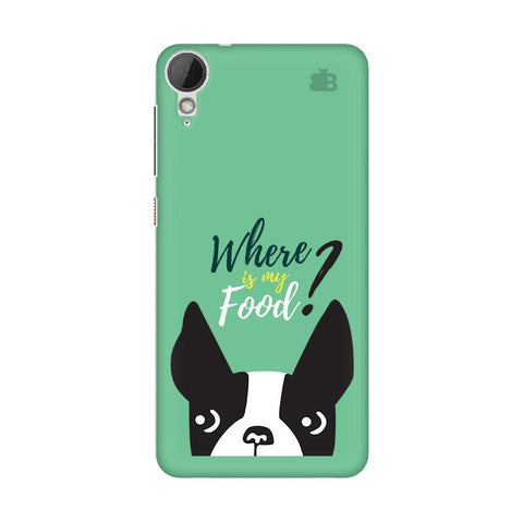 Where is my Food HTC Desire 828 Phone Cover