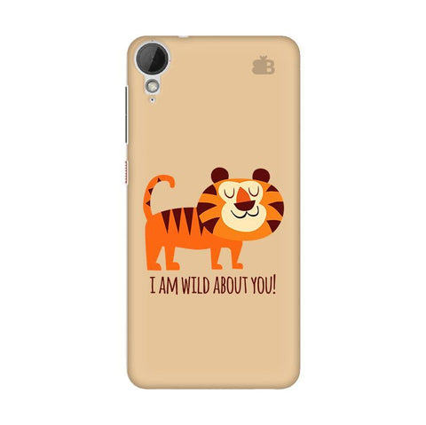Wild About You HTC Desire 828 Phone Cover