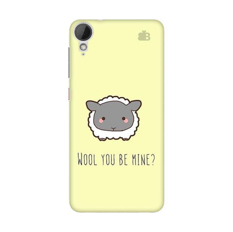 Wool HTC Desire 828 Phone Cover