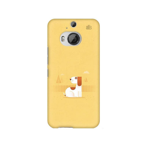 Calm Dog HTC M9 Plus Phone Cover