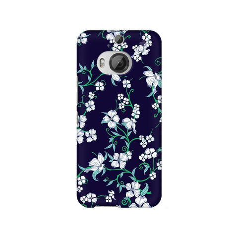Dogwood Floral Pattern HTC M9 Plus Phone Cover