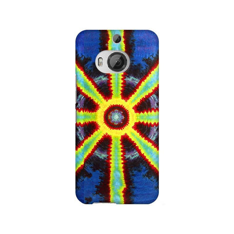 Tie & Die Pattern HTC M9 Plus Phone Cover