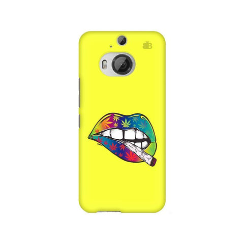 Trippy Lips HTC M9 Plus Phone Cover