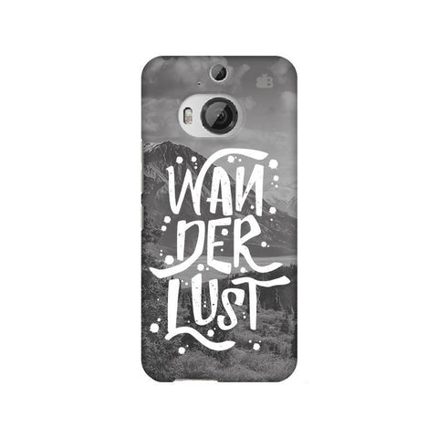 Wanderlust HTC M9 Plus Phone Cover