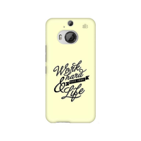 Work Hard HTC M9 Plus Phone Cover