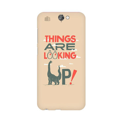Things are looking Up HTC One A9 Phone Cover