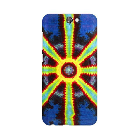 Tie & Die Pattern HTC One A9 Phone Cover