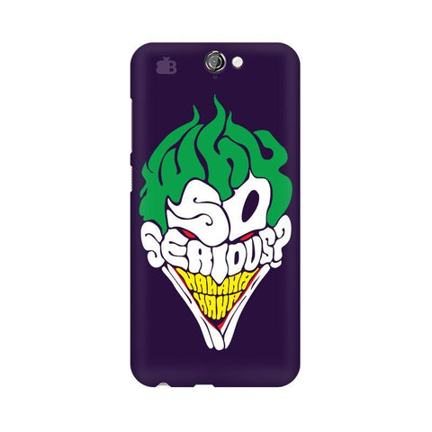Why So Serious HTC One A9 Phone Cover