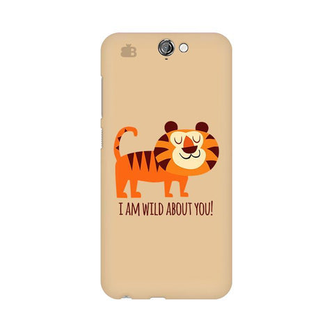 Wild About You HTC One A9 Phone Cover