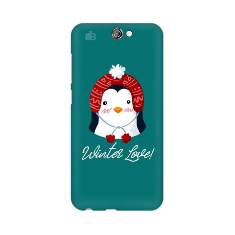 Winter Love HTC One A9 Phone Cover